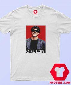 Tom Cruise Cruizin Unisex T shirt Cheap