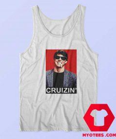 Tom Cruise Cruizin Unisex Tank Top Cheap