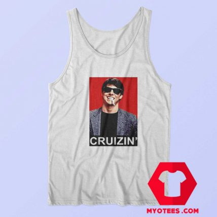 Tom Cruise Cruizin Unisex Tank Top Cheap