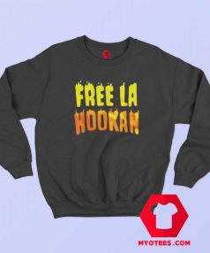 Trends Cheap Free La Hookah Unisex Sweatshirt