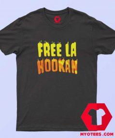 Trends Cheap Free La Hookah Unisex T shirt