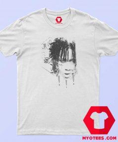 Trippie Redd Black White Sketch Unisex T shirt