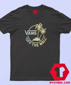 Vans Off The Walk Black Mini Dual Palm T shirt