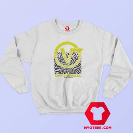 Vans Off The Walk Pixelated Unisex Sweatshirt