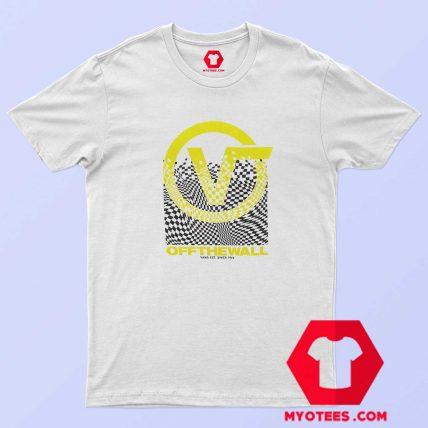 Vans Off The Walk Pixelated Unisex T shirt