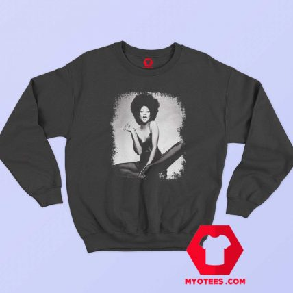 Vintage Bette Davis 1970s Sweatshirt On Sale