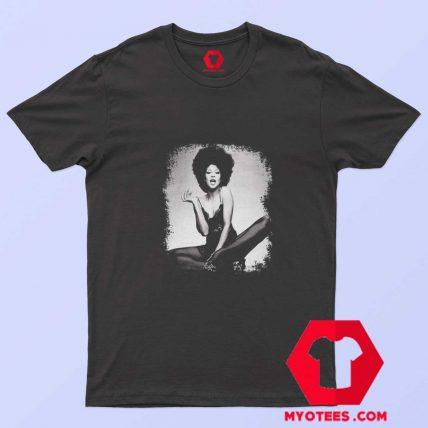 Vintage Bette Davis 1970s T shirt On Sale
