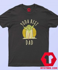 Vintage Star Wars Yoda Best Dad Unisex T Shirt