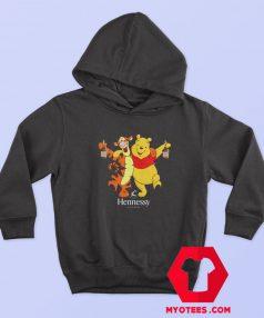 Winnie The Pooh Hennessy Cognag Unisex Hoodie