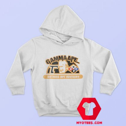 A Bathing Ape Classic Gamma Ape Unisex Hoodie
