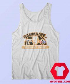 A Bathing Ape Classic Gamma Ape Unisex Tank Top
