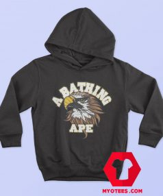 A Bathing Ape Eagle College Unisex Hoodie