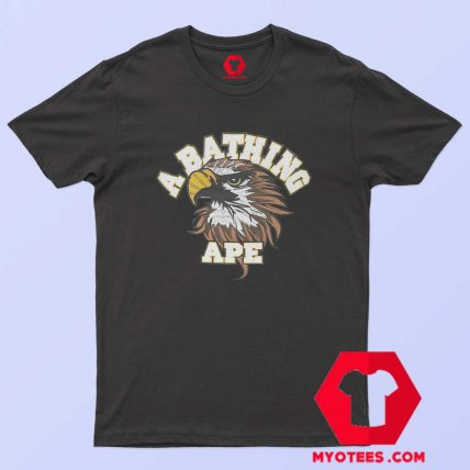 A Bathing Ape Eagle College Unisex T Shirt