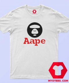 Aape Bathing Ape Unisex Adult T Shirt On Sale