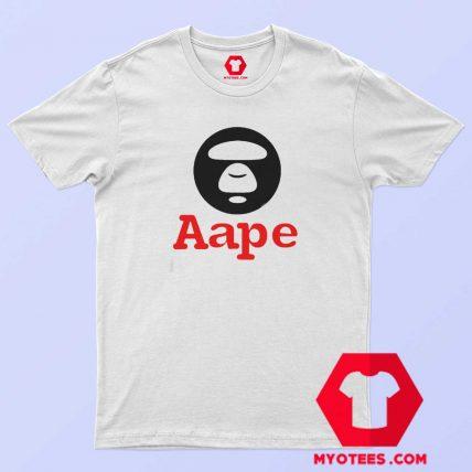 Aape Bathing Ape Unisex Adult T Shirt On Sale