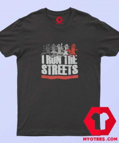 Agent Perry I Run the Streets Unisex T shirt
