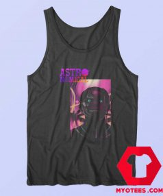 Astronomical Travis Scott Skin Fornite Tank Top