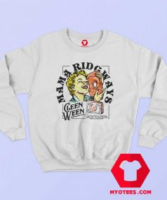 Bad Magic merch Mama Ridgways Sweatshirt