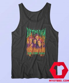 Big Time Rush Heavy Metal Flame Unisex Tank Top