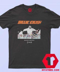 Billie Eilish X Uniqlo Flowers Photo Unisex T Shirt