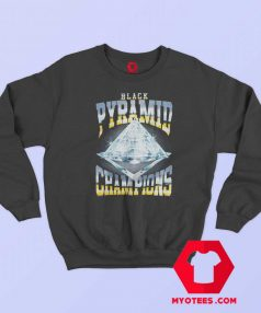 Black Pyramid Diamond Champions Sweatshirt