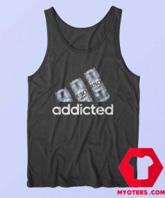Busch Light Addicted Parody Unisex Tank Top