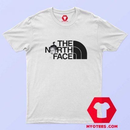 Cute The North face Unisex T shirt