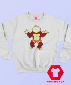 Doctor Zone and Time Gorila Ape Unisex Sweatshirt