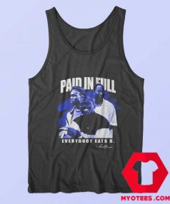 Everybody Paid In Full Vintage Movie Unisex Tank Top