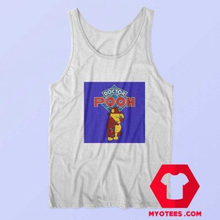 Funny Disney Doctor Pooh Winny Unisex Tank Top