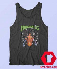 Funny Funkadelic Afro Girl Unisex Tank Top