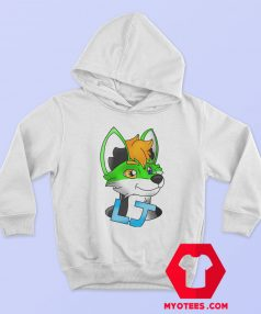 Funny Green Cartoon Unisex Hoodie On Sale