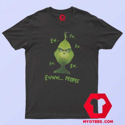 Funny Grinch Ew People Unisex T Shirt