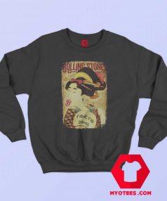 Funny Rolling Stones Vintage Death Sweatshirt
