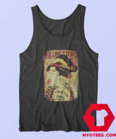 Funny Rolling Stones Vintage Death Unisex Tank Top