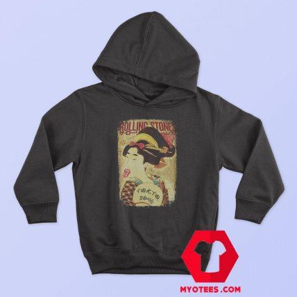 Funny Rolling Stones Vintage Death Vultures Hoodie