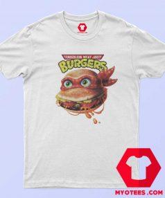 Funny Turtle Ninja Burger Unisex T Shirt