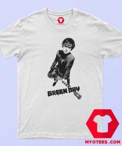 Green Day 21 Guns Billie Joe Armstrong T Shirt