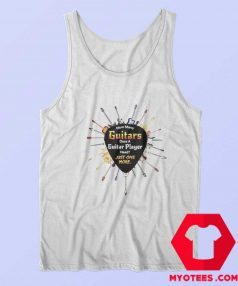 Guitar Player Need Just One More Unisex Tank Top