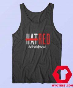 HAT RED ALLREDALLEQUAL Unisex Tank Top