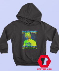 Juice Wrld Half Evil x 999 Deathrace Unisex Hoodie