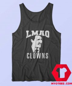 LMAO Clowns Justin Pierre James Unisex Tank Top