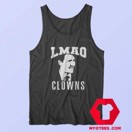 LMAO Clowns Justin Pierre James Unisex Tank Top