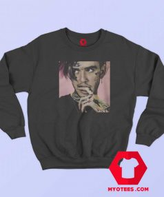 Lil Peep Casual Style Unisex Sweatshirt On Sale