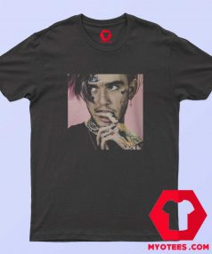 Lil Peep Casual Style Unisex T Shirt On Sale