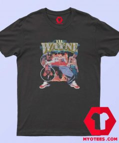 Lil Wayne King Vintage 90s Rap Inspired T Shirt