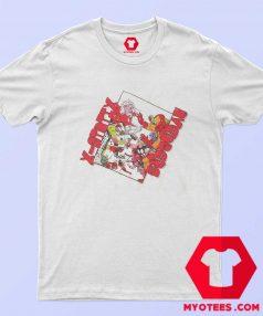 Marvel X Statix Avengers Unisex T shirt