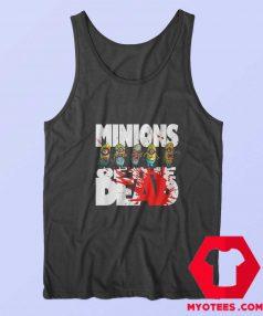 Minions Of The Dark Dead Unisex Tank Top