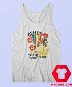 Moral Of The Story Music Unisex Tank Top