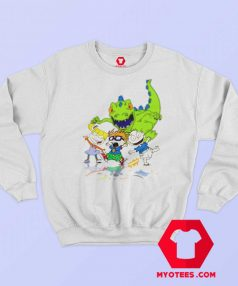 Nickelodeon Rugrats Character Cute Sweatshirt